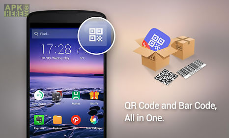 qr code scanner apk for android