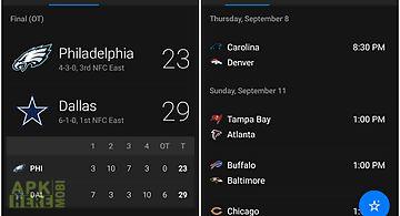 Thescore: sports scores & news