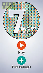 7 seconds challenge