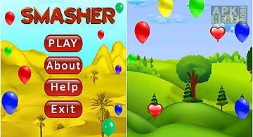 Balloon smashers