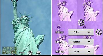 Camera illusion
