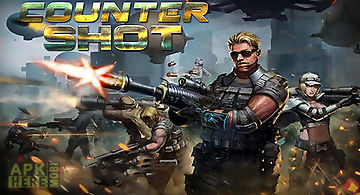 Counter shot