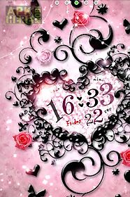 loveflower livewallpaper trial