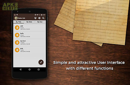 text memo for android free download at apk here store apkhere mobi