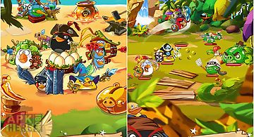 Angry birds epic r p g