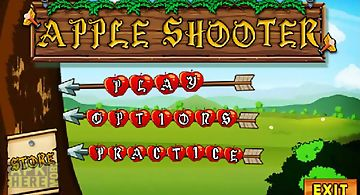Apple shooter :archery game