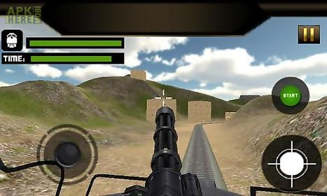 desert train: gunship. battle bullet train 3d