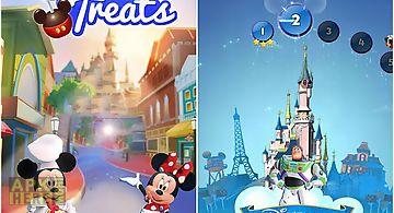 Disney: dream treats. match swee..