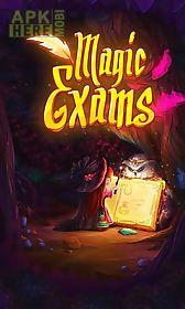 magic exams