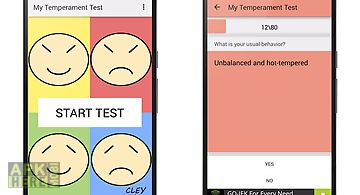 Idiot test app for android