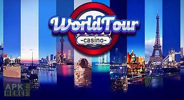 World tour casino: slots