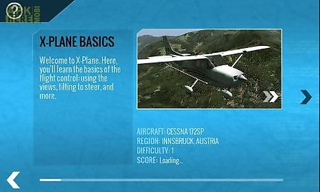 X-plane 10: flight simulator for Android free download at