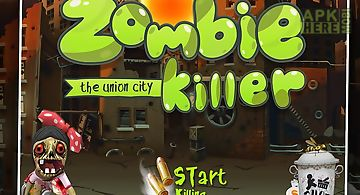 Zombie killer - shooting game