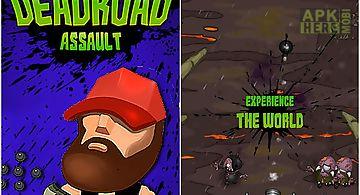 Deadroad assault: zombie game