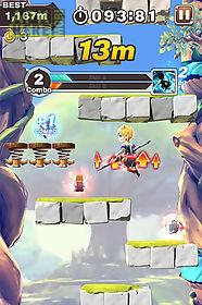 jump game: finger jump