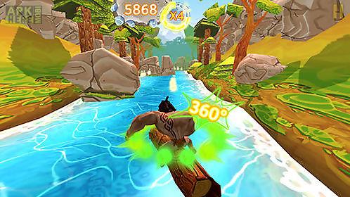 tribal raft: a far ride