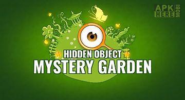 Hidden ?bjects: mystery garden