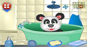 Panda and penguin care salon