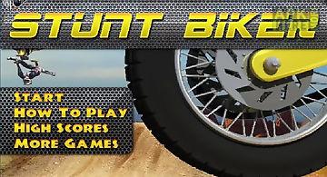 Stunt biker ii