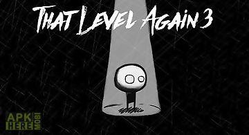 That level again 3