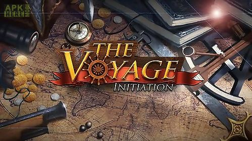the voyage: initiation
