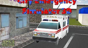 Ambulance simulator - parking