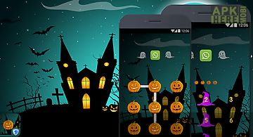 halloween theme for android free download at apk here store