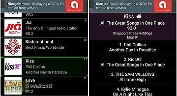Best singapore radios