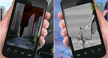 Camera effects for cool clicks