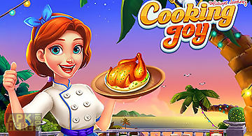 Cooking joy: delicious journey