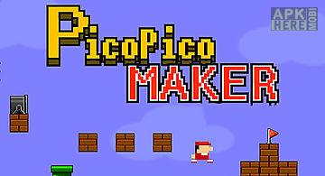 Make action! picopico maker