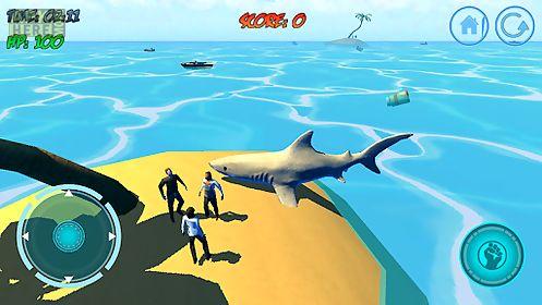 shark attack 3d simulator