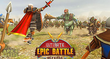 Ultimate epic battle: castle def..