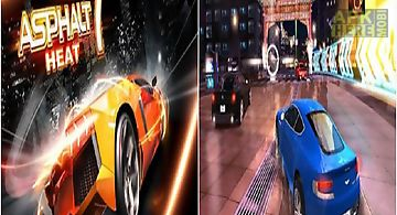 Asphalt 7 heat car racing