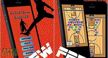 Basketball shooter hg