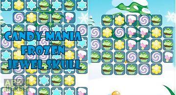 Candy mania frozen: jewel skull ..