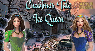Christmas tale ice queen
