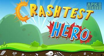 Crashtest hero: motocross