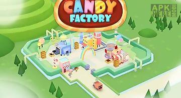 Dr. panda: candy factory