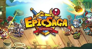 Epic saga: the first journey