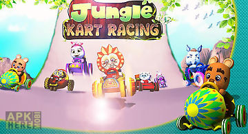 Jungle: kart racing