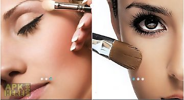 Professional makeup tutorials