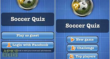 Soccer trivia football quiz