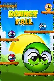 bouncy fall gold