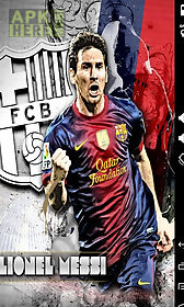 Lionel Messi Wallpaper Puzzle