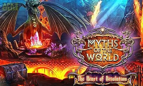 myths of the world: the heart of desolation. collector's edition
