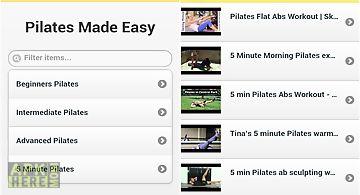 Pilates made easy