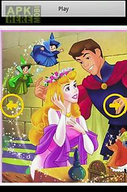 princesses puzzle for kids