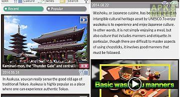 Good luck trip japan app