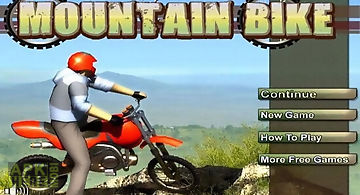Mountain moto racing ii